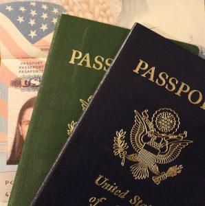 USA Passports, K1 Fiance Visas