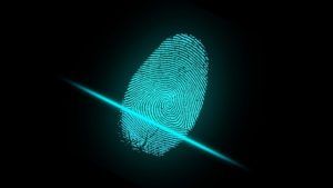 Fingerprint security, immigration lawyer