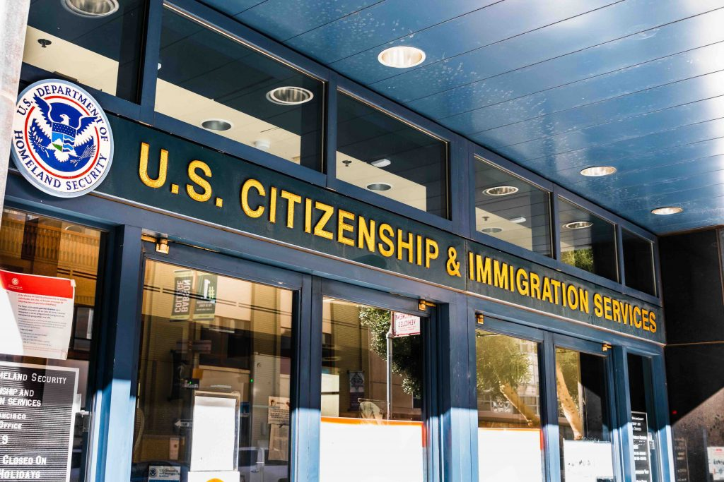 U.S. Citizenship and Immigration Services (USCIS) office